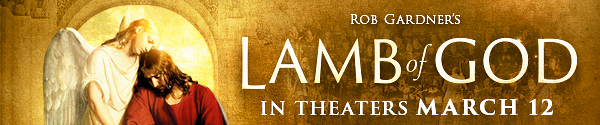 Rob Gardner's Lamb of God in theaters March 12
